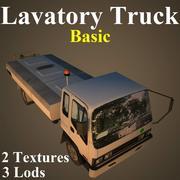 LAV Temel 3d model