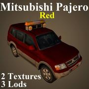 MITS RED modelo 3d