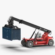 Kalmar Reach İstifleme Makinası DRF450 3d model