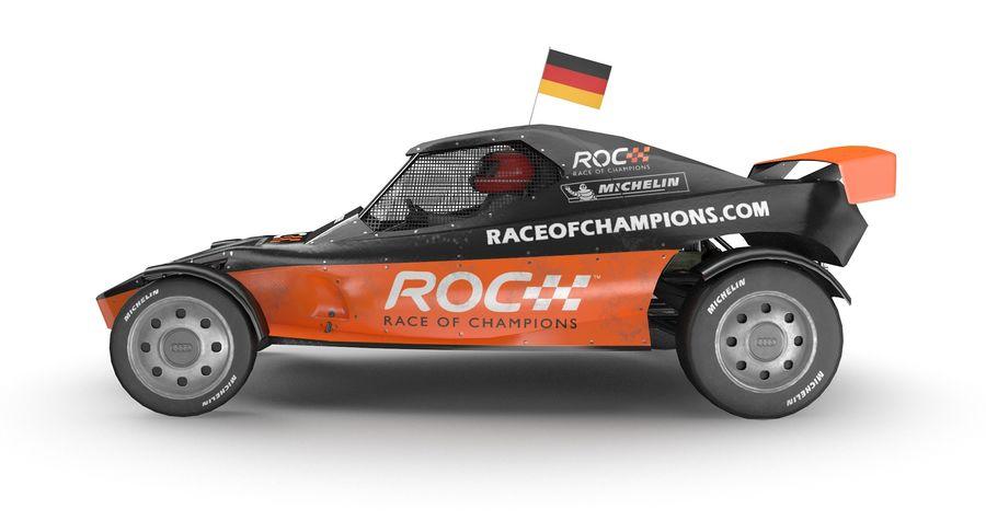 Şampiyonlar Buggy Yarışı royalty-free 3d model - Preview no. 11