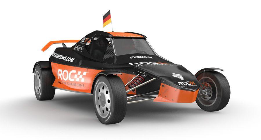 Şampiyonlar Buggy Yarışı royalty-free 3d model - Preview no. 9