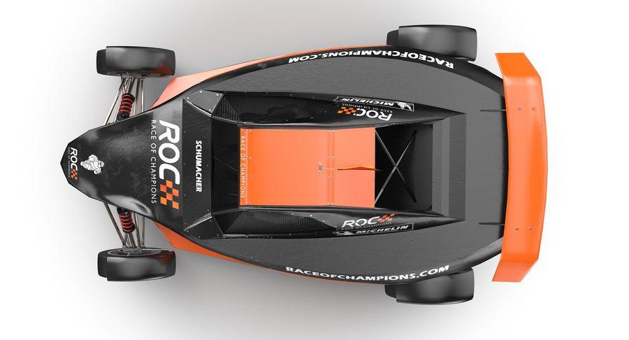 Şampiyonlar Buggy Yarışı royalty-free 3d model - Preview no. 12
