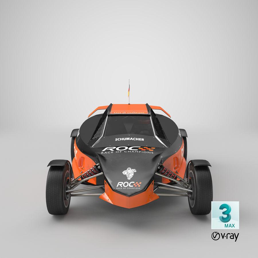 Şampiyonlar Buggy Yarışı royalty-free 3d model - Preview no. 5