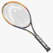 Raquete de tênis Head IG Challenge 3d model