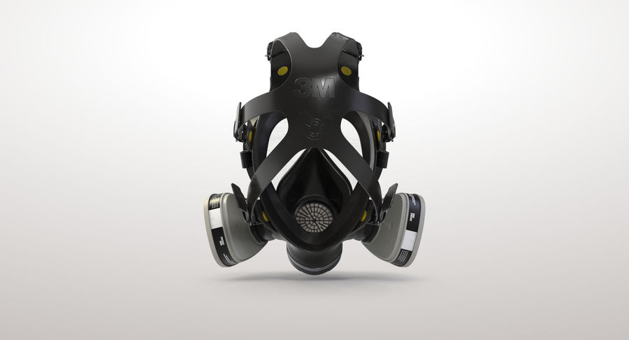 3m respirator mask 7800