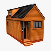 Casa pequeña modelo 3d
