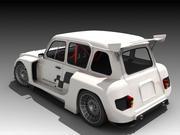 Renault 4 Trophy 3d model