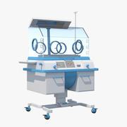 Incubatrice infantile 3d model
