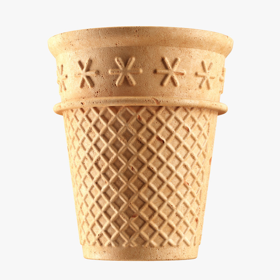 Cone Type A royalty-free 3d model - Preview no. 1