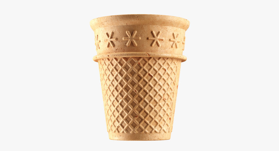Cone Type A royalty-free 3d model - Preview no. 2