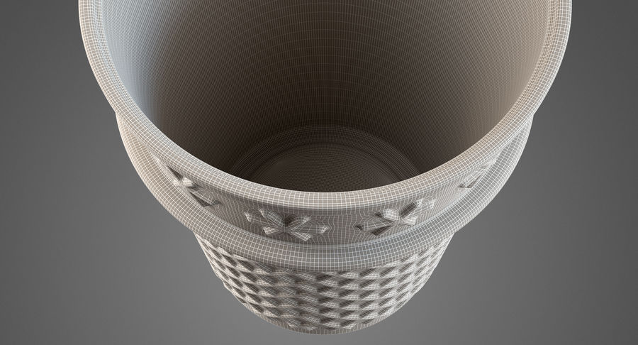 Cone Type A royalty-free 3d model - Preview no. 17