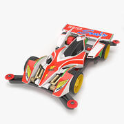 Buster Sonic (AR Chassis) 3d model