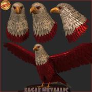 鹰金属 3d model