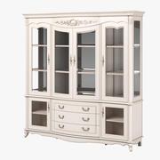 2517500_230_Carpenter_Wine_cabinet_4d_2130x570x2150 3d model