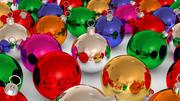 Bola de Natal 3d model