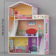 Dolls house 3d model
