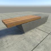 CT-bänk 2 3d model