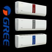 空调格力U-Cool 3d model