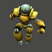 玩家机器人 3d model
