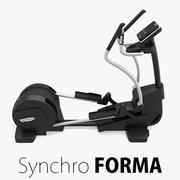 Technogym - Synchro Forma 3d model