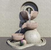 waterval 3d model