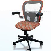 办公椅空间 3d model