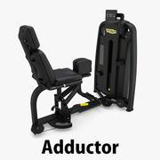 Technogym - Adducteur SP 3d model