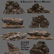 skała 3d model