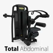 Technogym - SP Total Abdominal 3d model