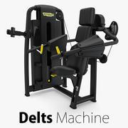 Technogym - SP Delts Machine 3d model