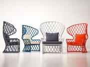 Painho Lounge Chair 3d model