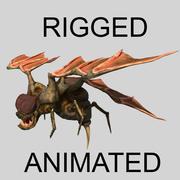 Fly Monster 3d model