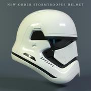 Casco Star Wars Stormtrooper 3d model
