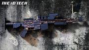 Gewehr 3d model