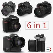 Nikon kameras 3D-modeller 3d model