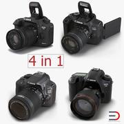 Canon-kameror 3D-modeller 3d model