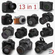 数码相机收藏 3d model