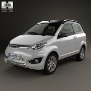 Aixam Crossover Premium 2014 3d model