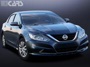 Nissan Altima 2017 3d model