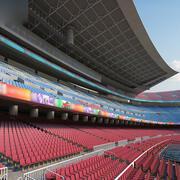 Camp Nou 3d model