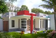 Cluster Home 3D 3d model