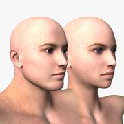 Ludzie takielunek 3d model