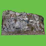 Рокки Бальбоа (3D сканирование) 3d model