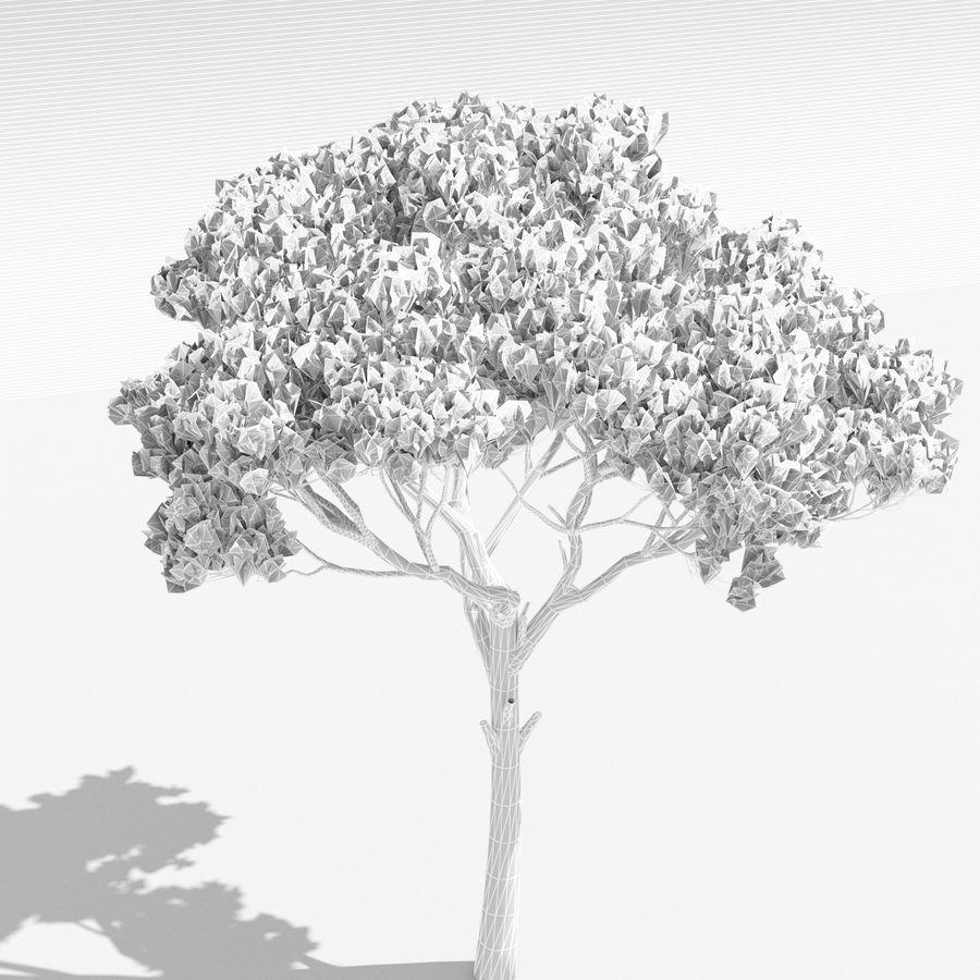 松树 royalty-free 3d model - Preview no. 8