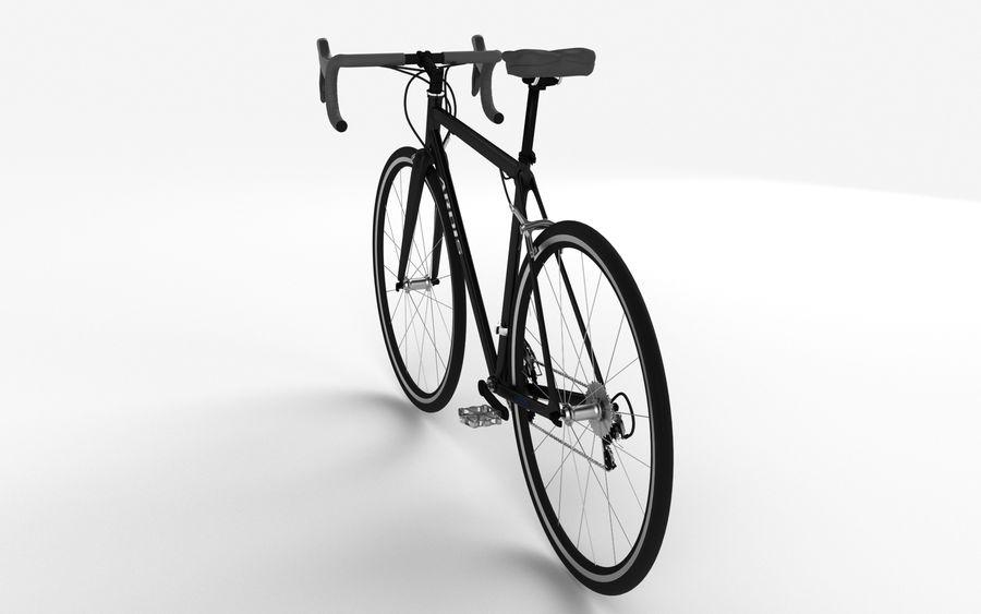 Road bike Ardis royalty-free 3d model - Preview no. 7