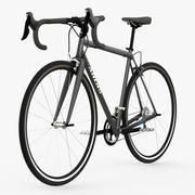 公路自行车Ardis 3d model