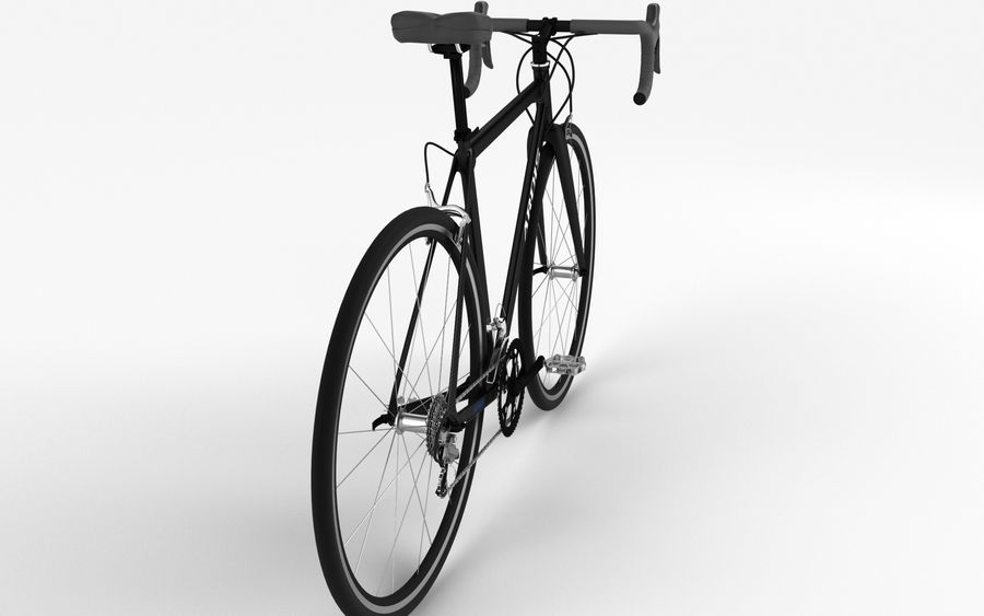Rennrad Ardis royalty-free 3d model - Preview no. 6