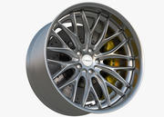 Vossen x Work VWS-2 3d model