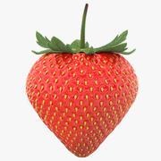 딸기 3 3d model