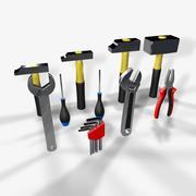 Werkzeugpaket 3d model